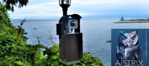 遠隔監視カメラ owl-01